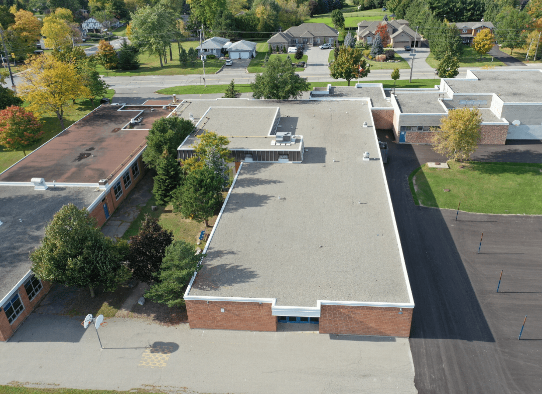 halton-district-school-roofing-replacement-elite-roofing-contractors-limited
