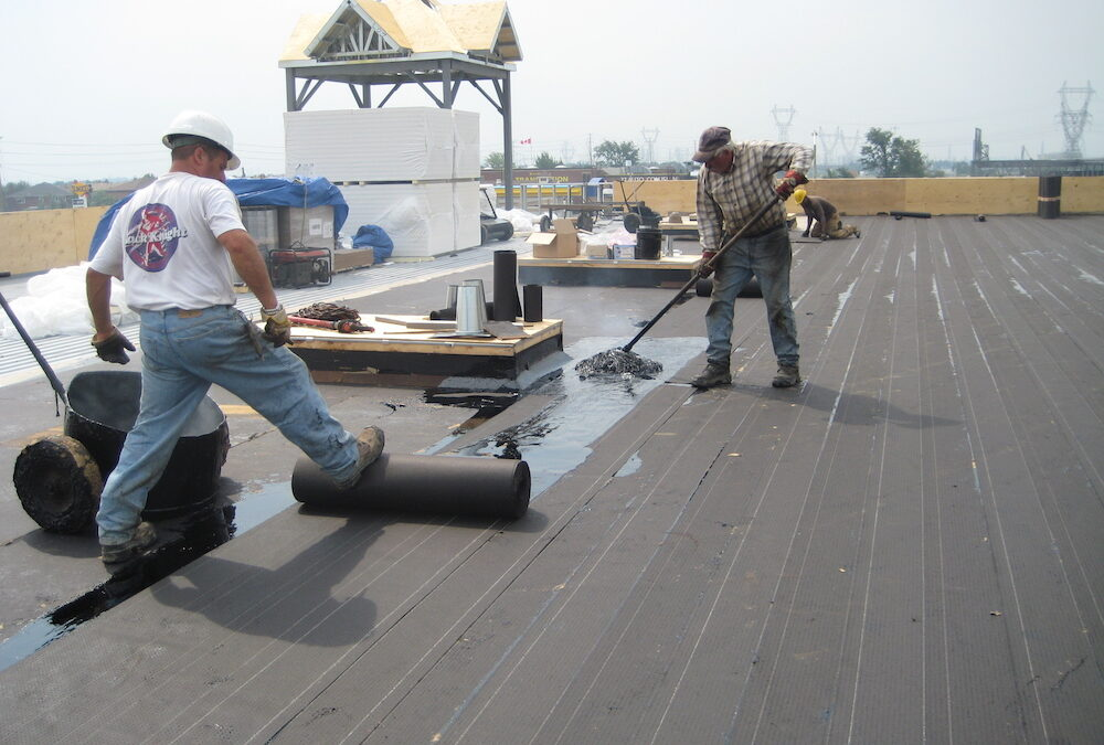 Low-Slope Roofing Installation Methods: Here's What You Need To Know