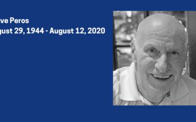 The Power of Integrity: In Memory of Steve Peros Sr.