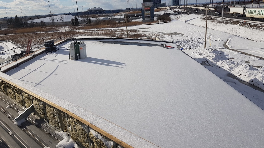 Winter Roofing Work: What To Expect When The Weather Gets Icy