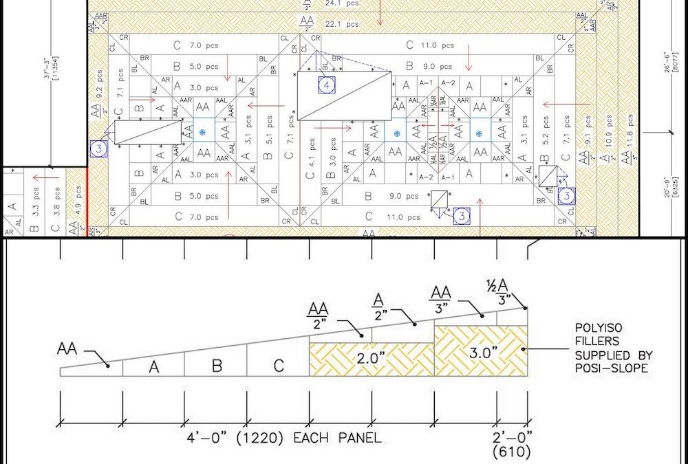 Tapered Insulation Part Two: Design Elements And Considerations
