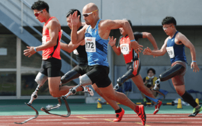 The Best of Men: What We Can Learn From The History of The Paralympic Games