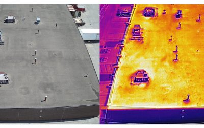 Infrared Roofing Scans: The Roofing Maintenance Tech You Didn't Know About
