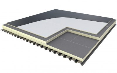 Roof Coverboards: Cement Board vs. High Density ISO